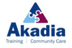 Akadia Training